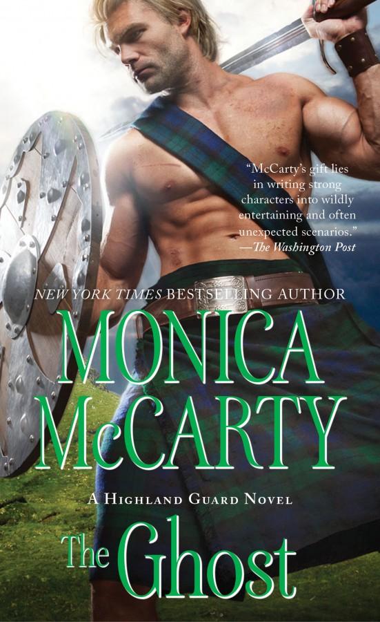Les Chevaliers des Highlands - Tome 12 : Le Spectre de Monica McCarty TheGhostCover-551x900